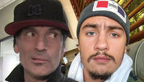 Tommy Lee Takes Ugly Shot at Brandon Lee, Bitches About Cost of Raising Him