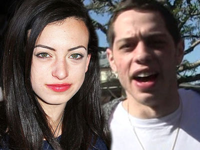 Pete Davidson's Ex, Cazzie David, Couldn't Care Less About Ariana Engagement