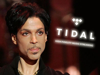 Prince Heirs Want Estate to Pull Out of Tidal Deal