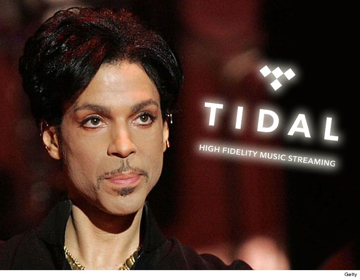 Prince Heirs Want Estate To Pull Out Of Tidal Deal Tmz