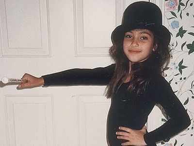 Guess Who This Jazzy Girl Turned Into!