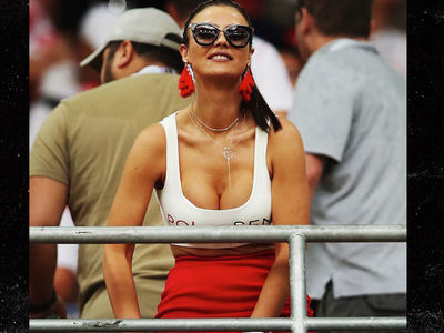 Hot Poland Fan Will Help Ease the Pain of Losing
