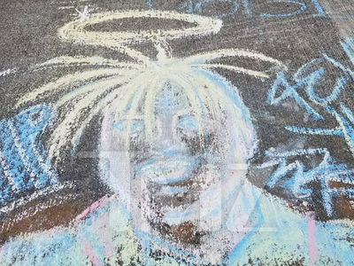 XXXTentacion Fans Create Memorial at Death Scene