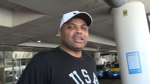 Charles Barkley Blasts 'Dictator' Kim Jong-un, 'Treats People Like Crap'
