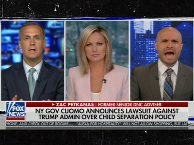 Corey Lewandowski Says 'Womp, Womp' About Girl with Down Syndrome Separated from Mom
