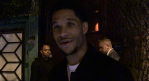 Lakers' Josh Hart Says Lonzo/Kuzma Twitter Beef Ain't A Big Deal