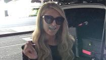 Paris Hilton Shows Utter Disdain for Lindsay Lohan