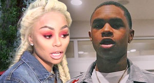 Blac Chyna Dropped YBN Almighty Jay Due to His Side Piece, Flirtiness