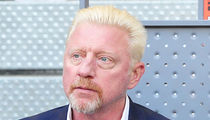 Boris Becker Busted with Fake Diplomatic Passport, Officials Say