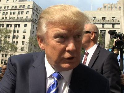 Congressional Intern Yells 'F*** You!' to President Trump