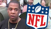 Jay Z Says He Turned Down NFL's Super Bowl Offer