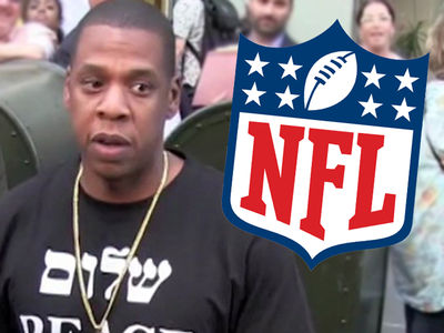 Jay-Z Says He Turned Down NFL's Super Bowl Offer
