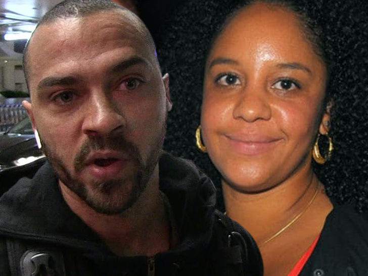 Jesse Williams Order to Pay $100,000 a Month in Spousal and Child Support