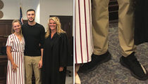 NBA's Larry Nance Jr. Gets Married In Yeezys and Lululemon Pants