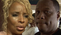 Mary J. Blige Officially Single, Hammers Out Divorce Details