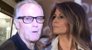 Peter Fonda Says Separate Melania from Barron, Then Maybe Trump Will Get It