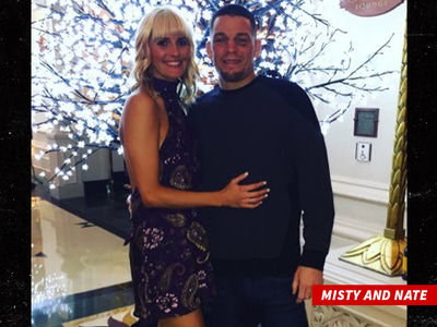 Nate Diaz's GF, Misty Brown, Gives Birth to Baby Girl