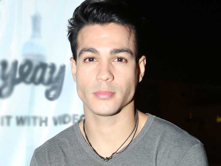 "Actor Ray Diaz -- who starred alongside George Lopez on ""Lopez"" -- allegedly assaulted his GF."