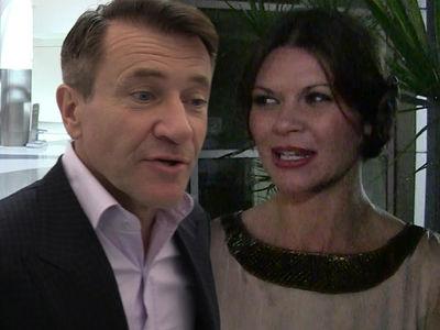 'Shark Tank' Star Robert Herjavec Settles Lawsuits with Ex-Girlfriend