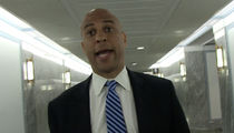 Senator Cory Booker Jokes Corey Lewandowski's a Disgrace to All Coreys