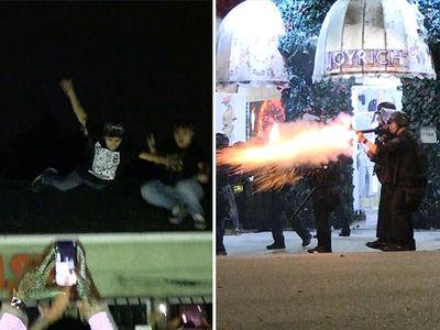 XXXTentacion Memorial in Los Angeles Creates Riots, Chaos