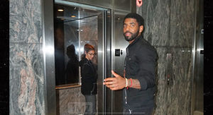 Kyrie Irving Has Date Night with Chantel Jeffries, Bieber's Ex-GF