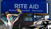 Woman Arrested for Trespassing at Rite Aid Claims to be Rihanna