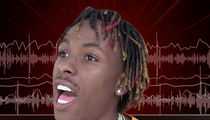 Rich The Kid's Frantic Home Invasion 911 Call