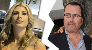 Ex-'Real Housewives of OC' Star Alexis Bellino's Husband Files for Divorce