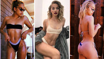 Sexy Snaps of Jasmine Sanders To Celebrate The Golden Barbie B-day!