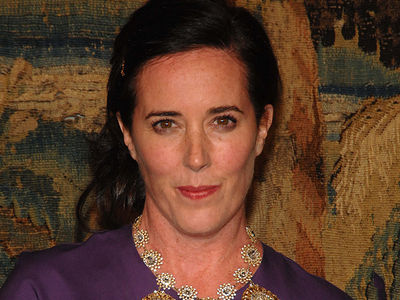 Kate Spade Had Anxiety Meds in Her Room, No Illegal Drugs