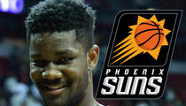 Deandre Ayton Goes #1 to Phoenix Suns in NBA Draft