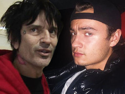 Tommy Lee Wants Son at Wedding, But Thinks He'll No-Show