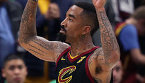 J.R. Smith's NBA Finals Game 1 Meltdown Jersey Sells for $23K