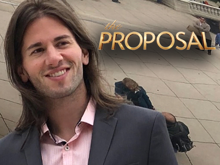 'The Proposal' Contestant Accused of Setting Up Sexual Assault