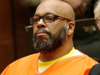 Suge Knight Ponying Up Dough for Mom's Funeral He Won't Attend