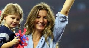 Watch Gisele Bundchen Freak Out Over Brazil's Dramatic World Cup Win