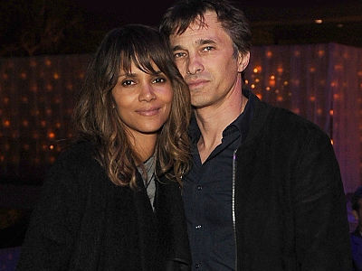 Halle FINALLY Shares Photo of Son's Face -- See Her Boy with Olivier Martinez!