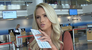 Tomi Lahren Says She'd be Civil with Colin Kaepernick at a Restaurant