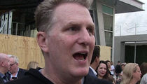 Michael Rapaport Stops Man from Opening Plane's Emergency Door Mid-Flight