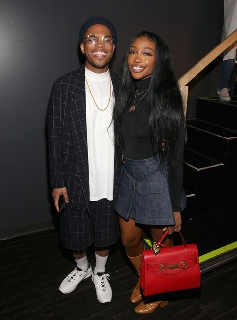 Anderson .Paak and SZA