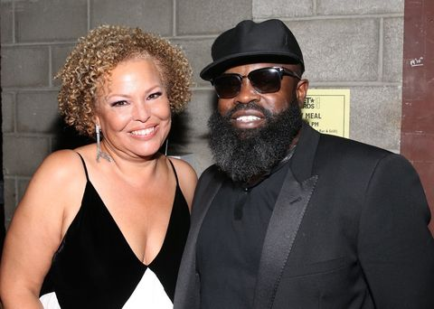Debra L. Lee and Black Thought