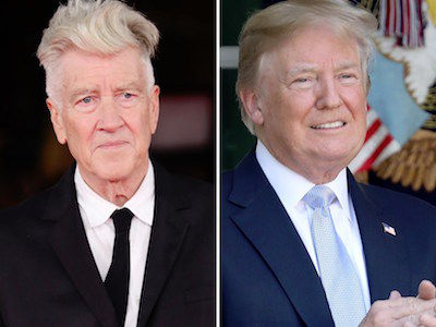 Why 'Twin Peaks' Creator Thinks Trump May Be Among 'GREATEST Presidents in HISTORY'