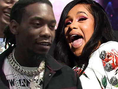 Cardi B and Offset Got Married on a Whim in Their Bedroom