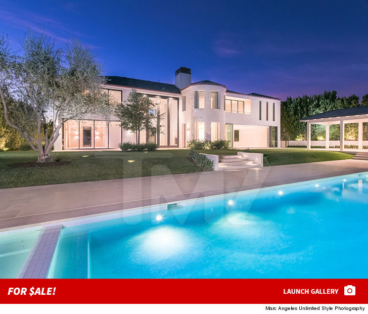 Kim Kardashian West And Kanye S Old Bel Air Pad The One They Transformed Sold For Nearly 18 Mil Is Back On Market We Ve Obtained