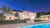 Inside Kim Kardashian & Kanye West's Old Bel-Air Mansion, It's for Sale Again