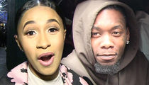 Cardi B and Offset Secretly Married Months Ago