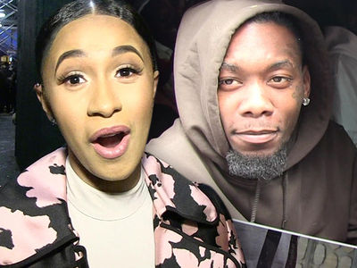 Cardi B and Offset Secretly Married Last Year