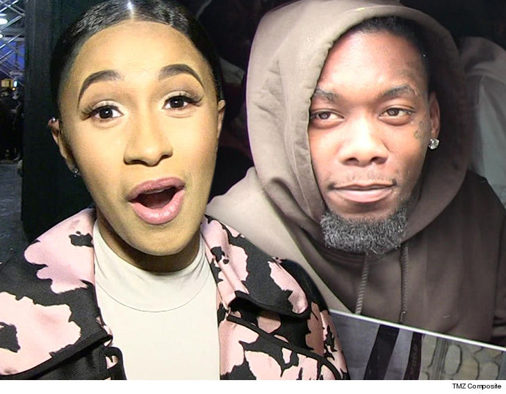 Cardi B Goat: Cardi B And Offset Secretly Married Last Year