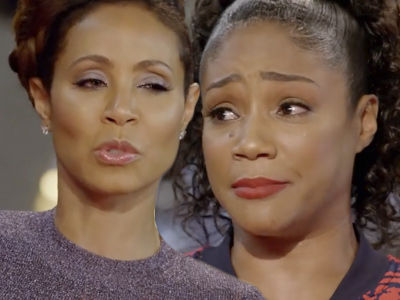 Haddish TEARS UP with Jada, Talks Beyonce Bite, Harassment & How Drake Totally Blew Her Off